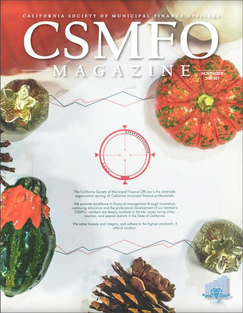 CSMFO Magazine – November 2017